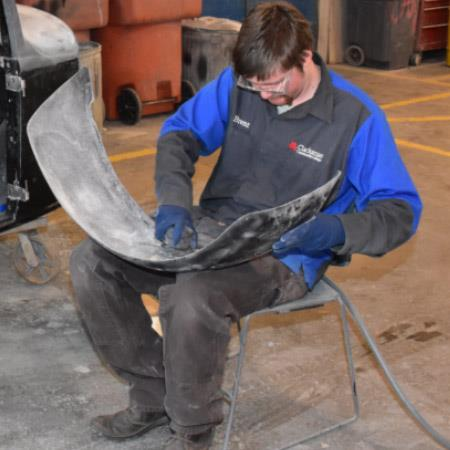 Auto Body Collision Repair and Refinishing Technology CC