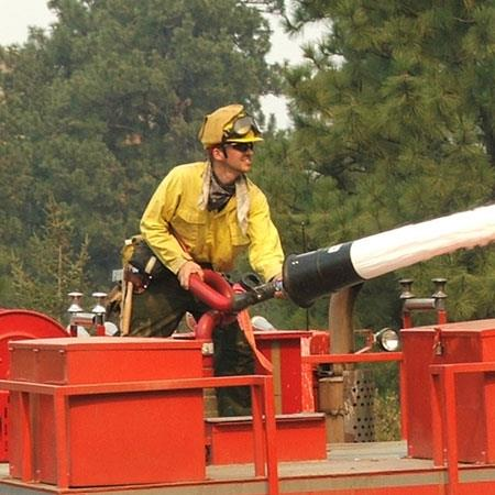 Fire Science (Wildland)