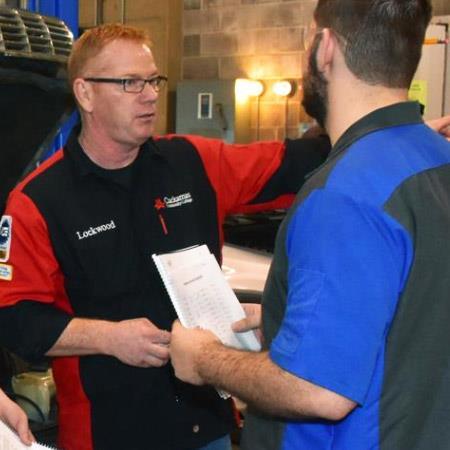 Under Car Technician Manual Transmission