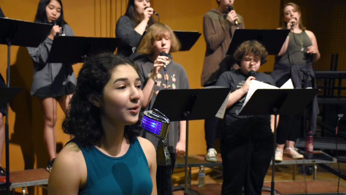 CCC Offers Singing Summer Camp