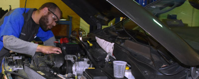 Under Car Technician - Automatic Transmission CC